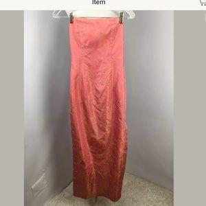 Vintage 90's Jessica McClintock Formal Gown